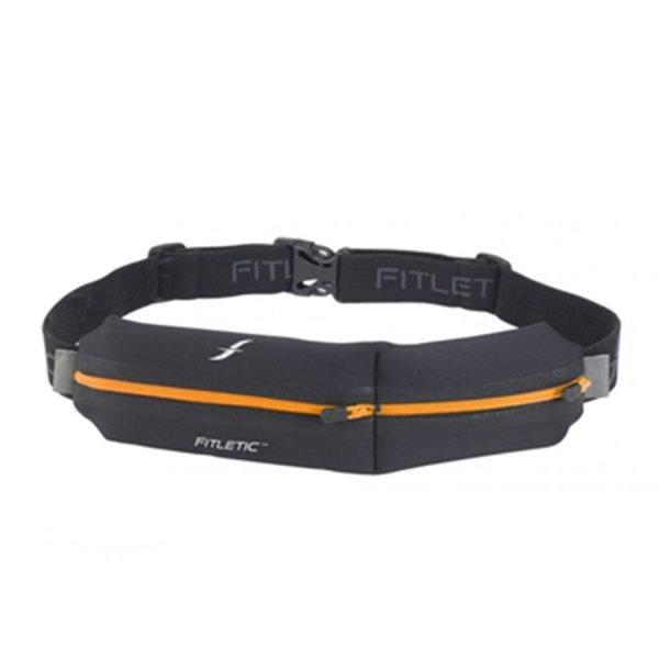 products_0002_Neo II Running Belt Black Orange Zipper