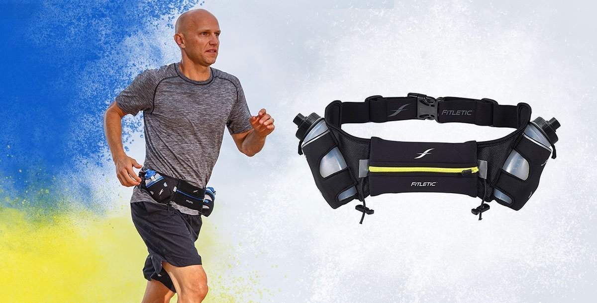 Why a Fitletic Hydration Belt is the Best Choice in Running Belts